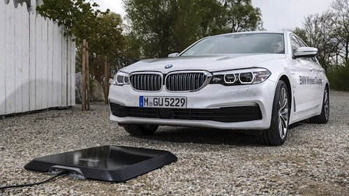 BMW ELECTRIC CHARGING