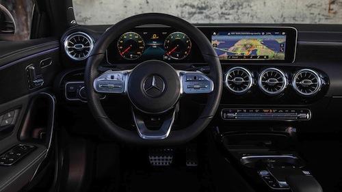 NEW Mercedes MBUX INFOTAINMENT