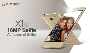 Gionee X1 & Gionee X1s Full Review, Specifications & Price