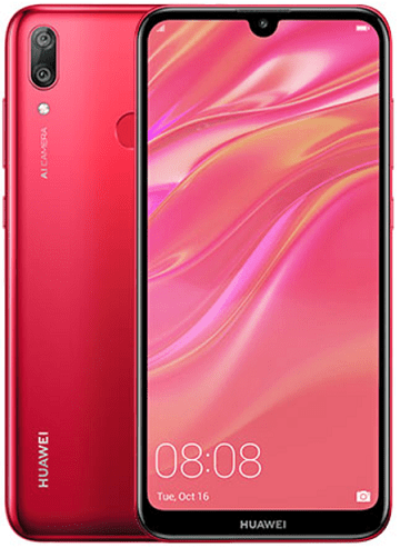 Huawei Y7 Prime Specification, Price & Review pink