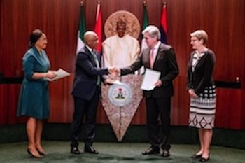 Nigeria Partners with Siemens To Boost Energy Supply