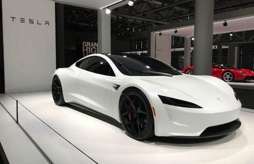 Top Electric Cars To Move in Nigerianigeriantech