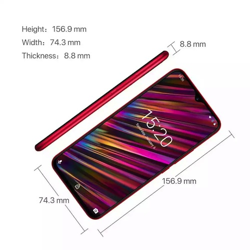Umidigi F1 Specifications, Price and Reviewjpg