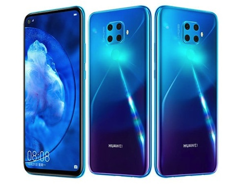 Huawei Nova 5z Review, Specification & Price in Nigeria nigeriantech.com.ng