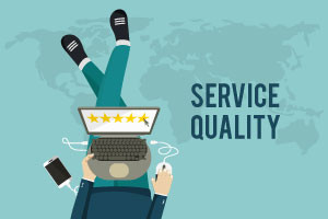service quality and customer loyalty nigeriantech.com.ng