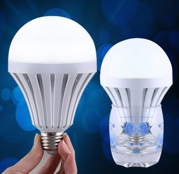 Smart Charge Intelligent Smart Bulb in Nigeria rechargeable nigeriantech.com.ng