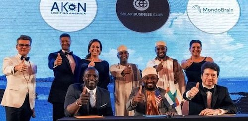 Akon enlists artificial intelligence to extend his green vision in Africa