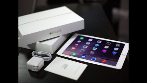Apple ipad Air (Power isn't Just for the Pros) Buzz Review, Specification & Price