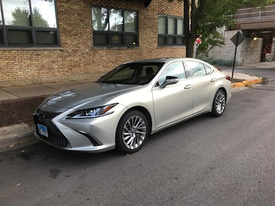 Lexus ES 300H Review (Good looks Go Far) nnigeriantech.com.ng