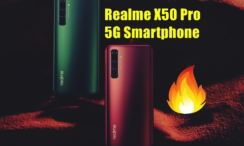 Realme X50 Pro 5G Full Hands On Review, Specification & Price 5pro nigeriantech.com.ng