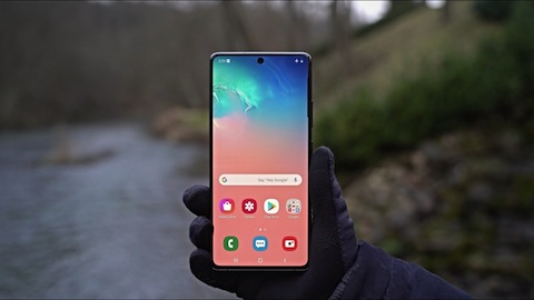 Samsung Galaxy S10 Lite Specification & Price (Buzz Review) hand nigeriantech.com.ng