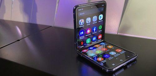 Samsung Galaxy Z Flip (Africa's New Toy) Buzz Review nigeriantech.com.ng