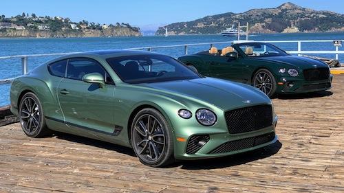 greenroom Bentley Continental GT - Grandeur! nigeriantech.com.ng