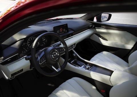 mazda interior Mazda 3 vs Mazda 6 Comparison Review in Africa nigeriantech.com.ng