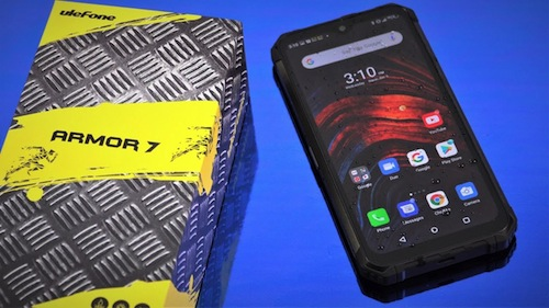 ulefone Ulefone Armor 7 (Rugged Pack) Buzz Review, Specification & Price nigeriantech.com.ng