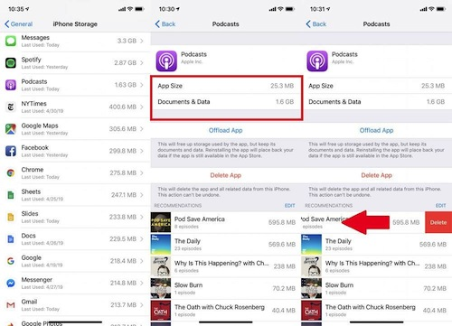 How to Free Up Space on your ipad in Nigeria nigeriantech.com.ng