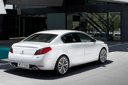 Peugeot 508 Review & Price in Nigeria 508 nigeriantech.com.ng
