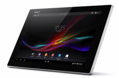 Sony Tablets Review & Prices in Nigeria sony nigeriantech.com.ng