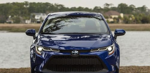 Toyota Corolla Hybrid LE Review & Price in Nigeria nigeriantech.com.ng