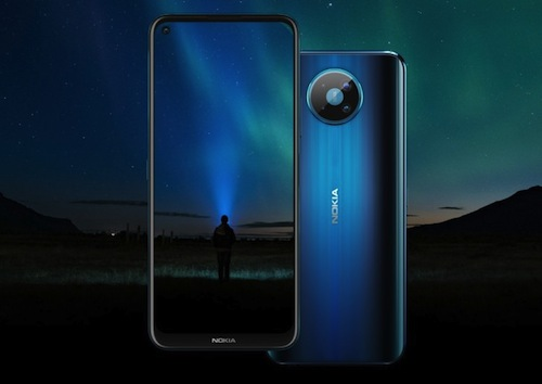 blue Nokia 8.3 5G Review, Release Date & Price in Nigeria nigeriantech.com.ng