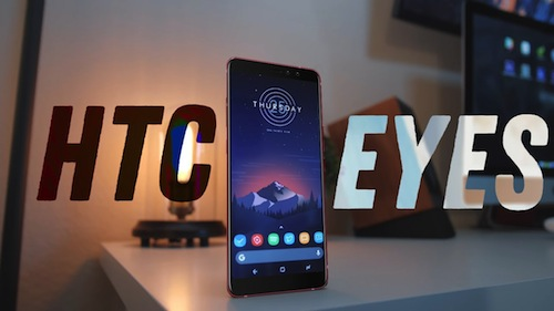 htc HTC U11 EYEs Dash Review, Specification & Price in Nigeria nigeriantech.com.ng