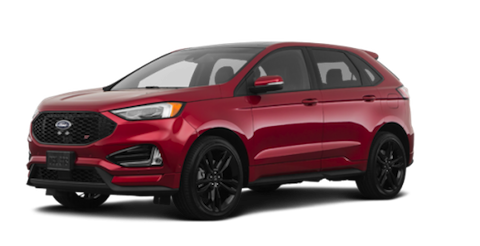 red black Ford Edge Review & Price in Nigeria nigeriantech.com.ng