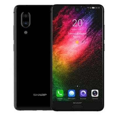 sharp Sharp Aquos S2 Hands On Dash Review, Specification & Price nigeriantech.com.ng