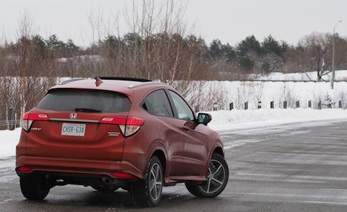 Honda HR-V Full Review vr nigeriantech.com.ng