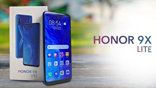 Honor 9X lite Nigeriantech.com.ng