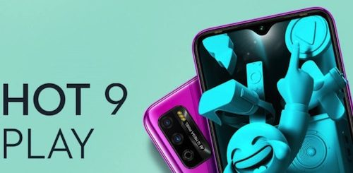 Infinix Hot 9 Play Specification & Price in Nigeria Nigeriantech.com.ng