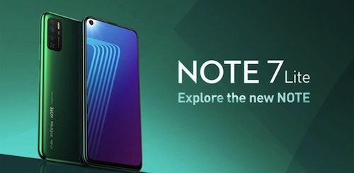 Infinix Note 7 Lite Full Review Specification & Price in Nigeria Nigeriantech.com.ng