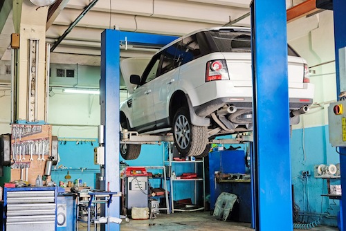 Car repair station Nigeriantech.com.ng