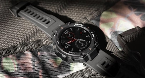 AmazFit T-Rex Review in Nigeria Nigeriantech.com.ng
