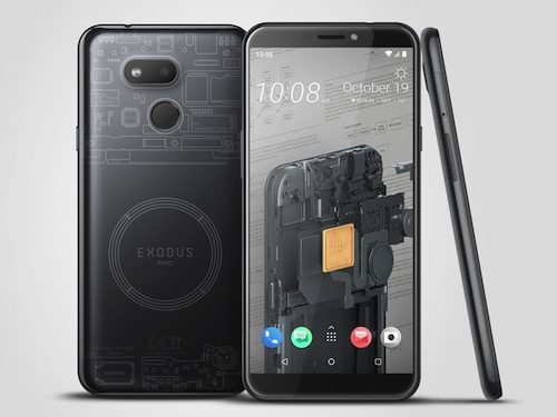 HTC Exodus 1s Full Specification & Price in Nigeria crypto Nigeriantech.com.ng