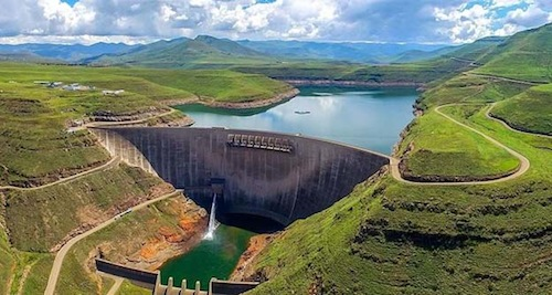 Largest Dams in Africa- Full List katse Nigeriantech.com.ng