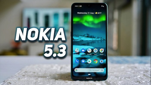 Nokia 5.3 TaK Review,Specification & Price in Nigeria Nigeriantech.com.ng