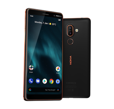 Nokia 7 Plus Review, Specifications & Prices