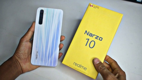 Oppo Realme NARZO 10 Specifications & Price in Nigeria Nigeriantech.com.ng