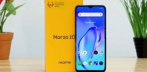 Oppo Realme NARZO 10 Specifications & Price in Nigeria narzo nigeriantech.com.ng