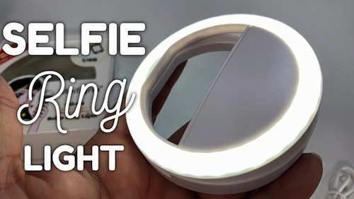 The Top 4 Ring Lights in Nigeria Full Review
