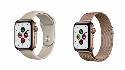Apple Watch Series 5 Full Specifications & Price in Nigeria tech Nigeriantech.com.ng