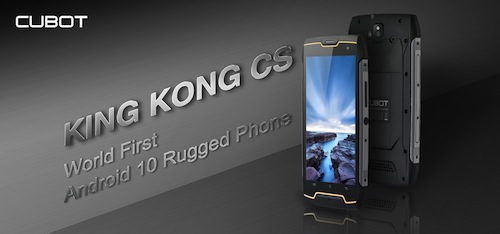 Cubot King Kong CS Specifications & Price in Nigeria