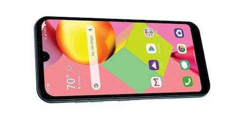 LG Risio 4 Specifications & Price in Nigeria Nigeriantech.com.ng