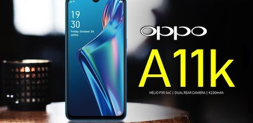 Oppo A11k Review, Specifications & Price in Nigeria Nigeriantech.com.ng