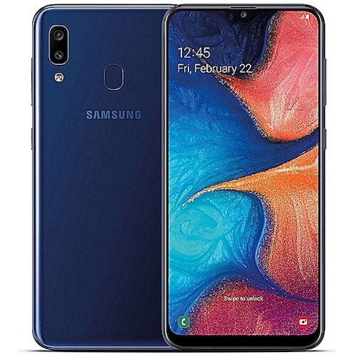 Samsung Galaxy A20 Specifications & Price in Nigeria Blue Nigeriantech.com.ng