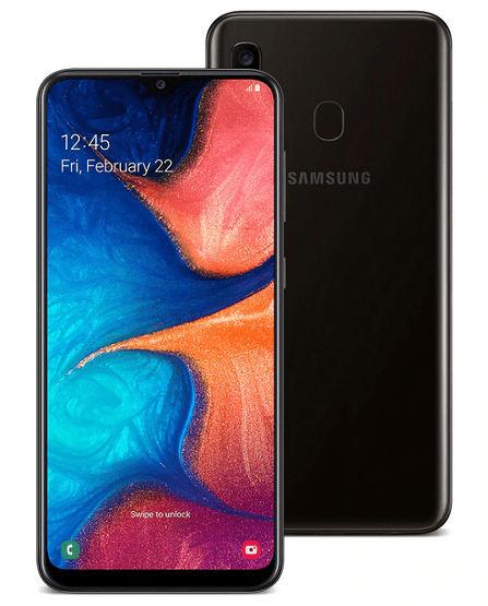 Samsung Galaxy A20 Specifications & Price in Nigeria Nigeriantech.com.ng