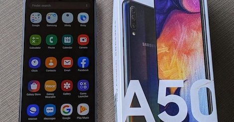 Samsung Galaxy A50 Full Specifications & Price in Nigeria A50 Nigeriantech.com.ng