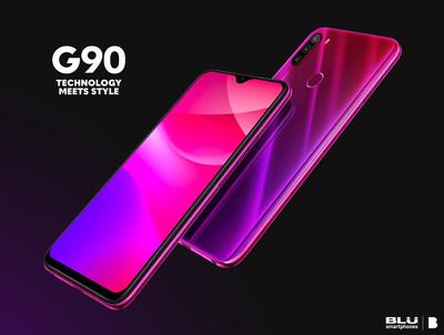 BLU G90 Nigeriantech.com.ng