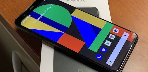 Google Pixel 4 XL Specifications & Price in Nigeria Gp4xlNigeriantech.com.ng