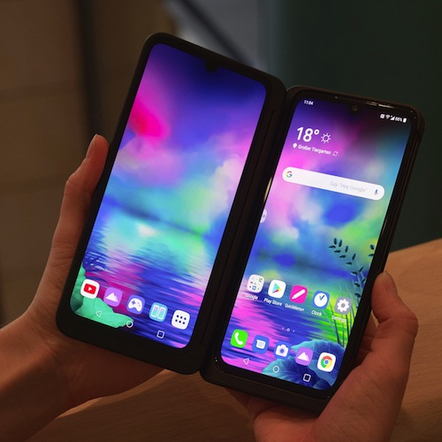 LG G8X ThinQ Specifications & Price in Nigeria